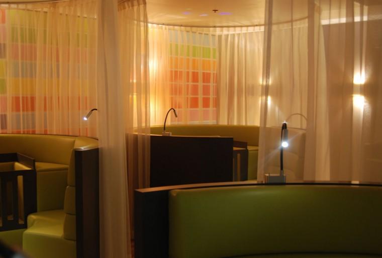 MV Architects Schiphol Baby care lounge 1