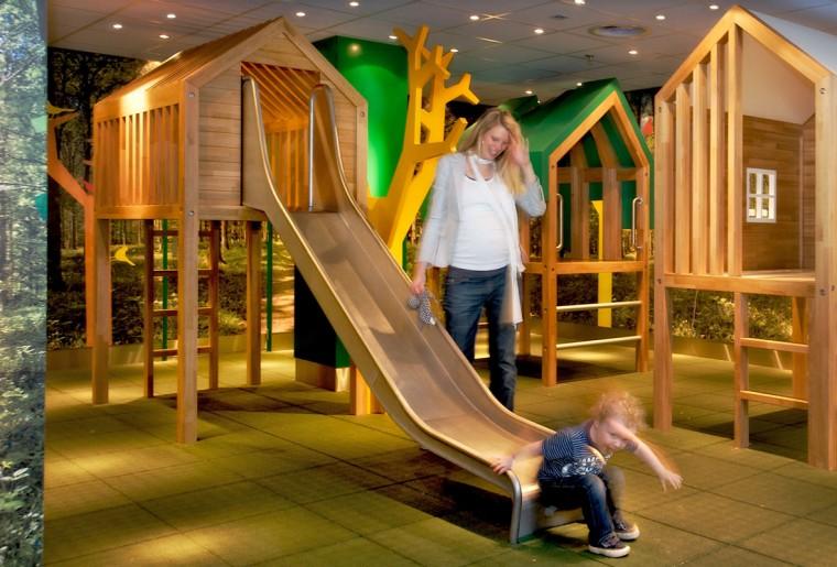 MV Architects Schiphol kids forest 1