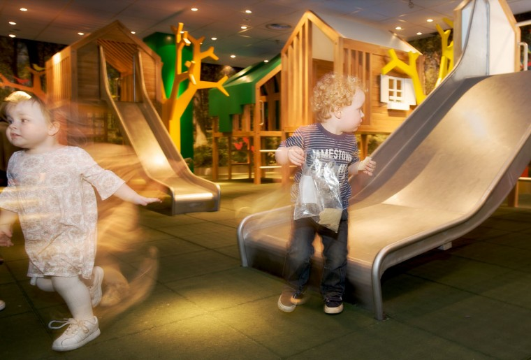 MV Architects Schiphol kids forest 2