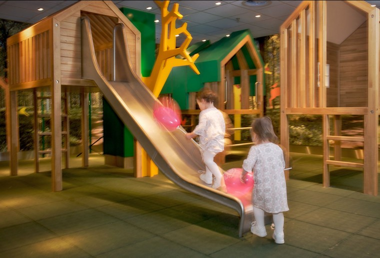 MV Architects Schiphol kids forest 3