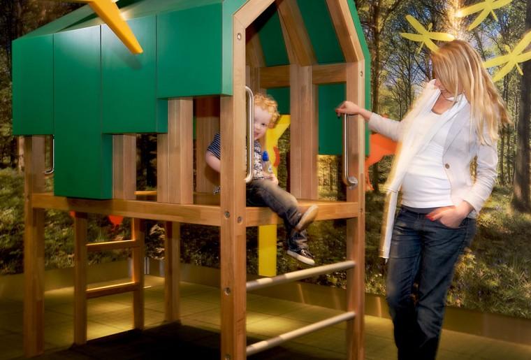 MV Architects Schiphol kids forest 4