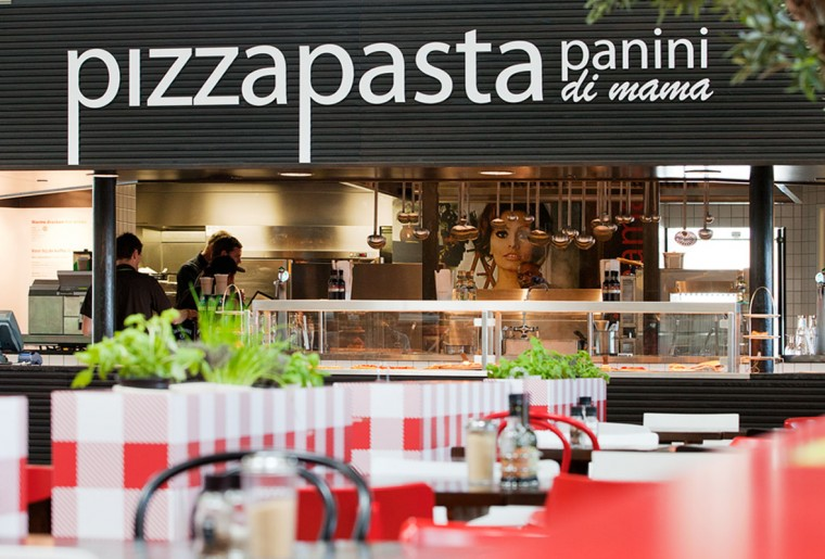 MV Architects Schiphol Pizza Pasta 1