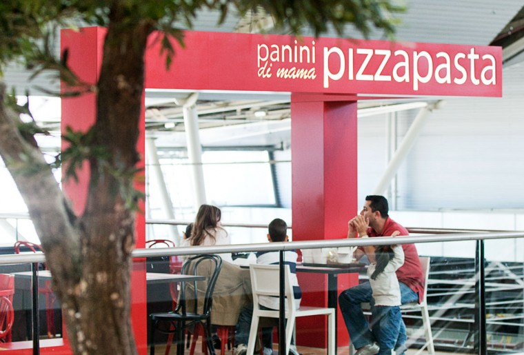 MV Architects Schiphol Pizza Pasta 3