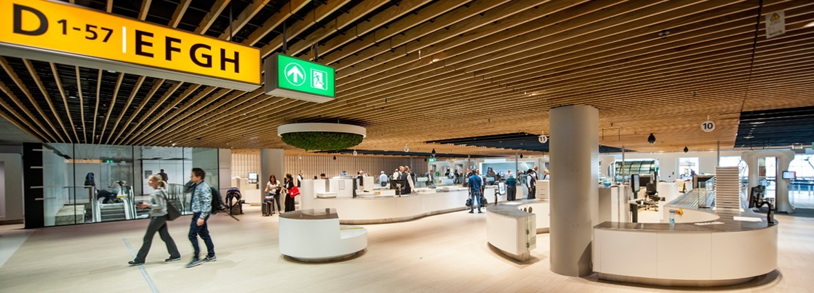 SCHIPHOL AIRPORT CENTRALE SECURITY